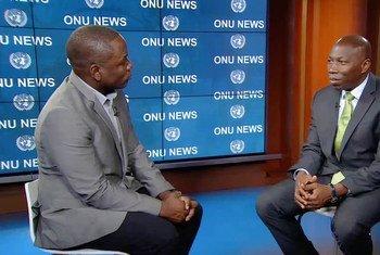 Domingos Simões Pereira, ex-primeiro-ministro da Guiné-Bissau, em entrevista para a ONU News.