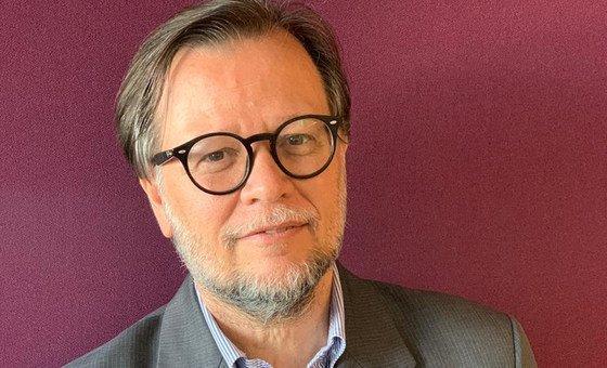 Diretor de Patrimônio Material do Iphan, Andrey Rosenthal.
