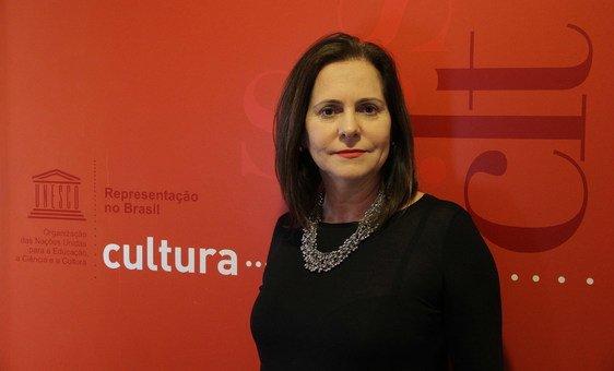 Isabel de Paula é coordenadora de cultura da Unesco no Brasil.