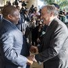 Em julho de 2019, o secretário-geral António Guterres encontrou-se com o presidente de Moçambique, Filipe Nyusi, em Maputo, Moçambique