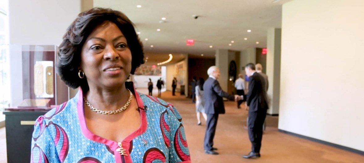 A primeira-dama de Angola, Ana Dias Lourenço, levantou uma reflexão nas Nações Unidas sobre o poder e a influência das mulheres nas sociedades.