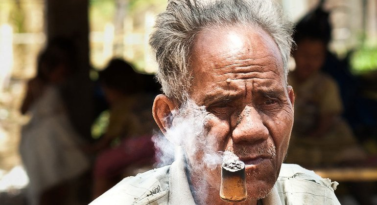 Thursdays Daily Brief: tobacco burn-out, cholera cases down, shifting the needle on climate