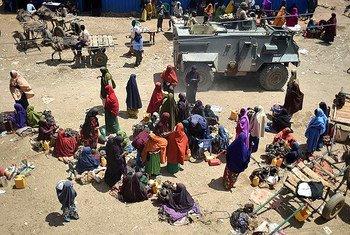 حماية المدنيين مسؤولية أساسية تقع على عاتق جميع أطراف النزاع ، بما في ذلك الحكومة الصومالية.