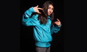 13-летняя Лоран, сирийский беженка в Ираке, хочет быть брейкдансером
