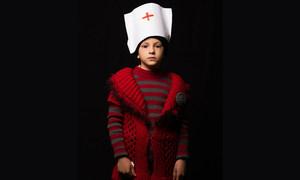 10-летняя Гина из Ирака хочет стать медсестрой