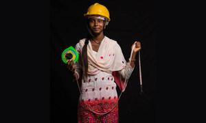 Сарита из Непала хотела бы стать инженером