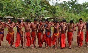 O líder do povo Wajãpi, no estado do Amapá, no Brasil, foi assassinado