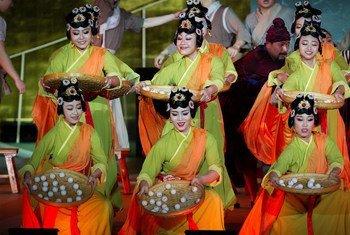 China es el mayor mercado de arte y cine del mundo.